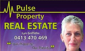 Logo - Pulse Property Real Estate
