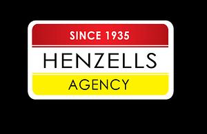 Logo - Henzells Agency