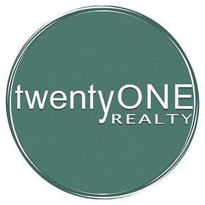 Logo - twentyONE Realty